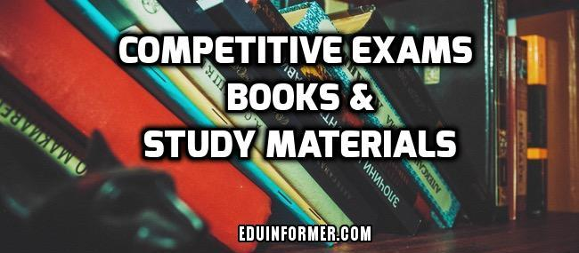 Competitive-Exam-Books-PDF