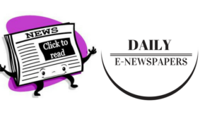 Daily Indian and International e-NEWSPAPERS Online