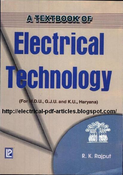 R K Rajput Electrical Technology PDF Download Eduinformer