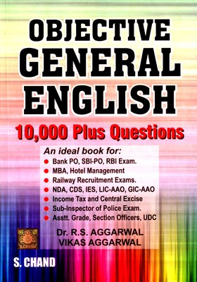 -S-Aggarwal-Objective-General-English