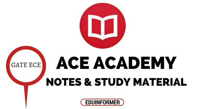 Ace-Academy-GATE-ECE-Notes-PDF