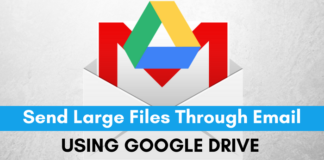 How to Send Large Files Through Email
