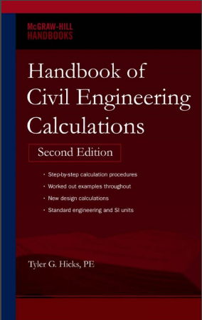 Civil Engineering Handbooks PDF - EduInformer com