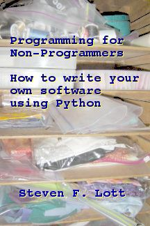 Building skills in programming: How to write your own software using python-pdf-download