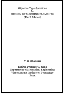 machine-design-objective-v-b-bhandari-pdf