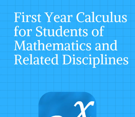 First- Year-Calculus-for-Students-of-Mathematics-and-Related-Disciplines