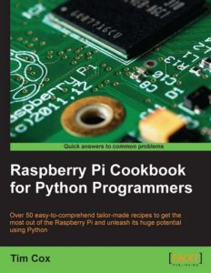 Raspberry-Pi-Cookbook-for-Python-Programmers
