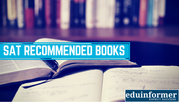 SAT-Recommended-Books