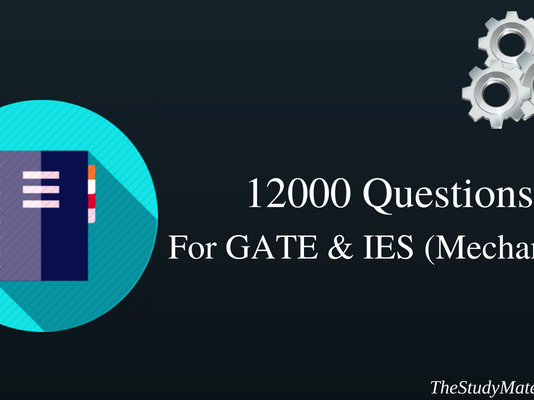 12000-Questions-GATE-IES-Mechanical-PDF