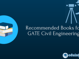 GATE-Civil-Engineering-Recommended-Books