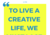 To-Live-A-Creative-Life