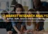 career as market research analyst