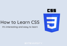 how to learn css fast